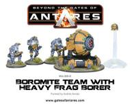 Beyond the Gates of Antares: Boromite - Team with Heavy Frag Borer