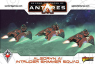 Beyond the Gates of Antares: Algoryn - AI Intruder Scout Skimmer Squad