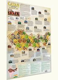 Catan: Geographies Scenario - Rickshaw Run