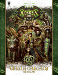 Hordes: Accessories - Forces of Hordes - Circle Orboros Command (Hardcover)