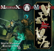 Malifaux: Guild - Death Marshal Recruiters