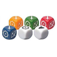 Cool Mini or Not: Arcadia Quest: Guild Dice Pack