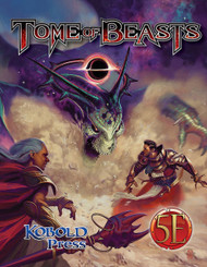 Dungeons & Dragons: Tome of Beasts (Hardcover)