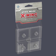 Star Wars X-Wing: Clear Bases and Pegs