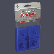 Star Wars X-Wing: Blue Bases and Pegs