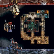 Star Wars Imperial Assault: Skirmish Map - Coruscant Landfill