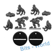 WARHAMMER BITS: BLOOD BOWL DWARF GIANTS - BLITZER X2