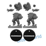 WARHAMMER BITS: BLOOD BOWL DWARF GIANTS - RUNNER x2