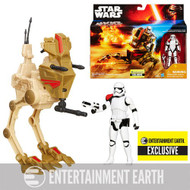Star Wars: Desert Assault Walker with Figure - Entertainment Earth Exclusive