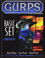 GURPS: Basic Set - Campaigns (4th Edition)