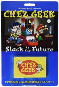 Steve Jackson Games: Chez Geek: Slack to the Future