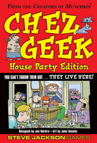Steve Jackson Games: Chez Geek: House Party Edition