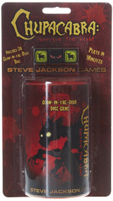 Steve Jackson Games: Chupacabra: Survive the Night