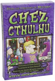 Steve Jackson Games: Chez Cthulhu