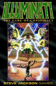 Steve Jackson Games: Deluxe Illuminati