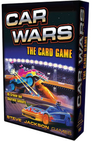 Steve Jackson Games: Car Wars: The Card Game