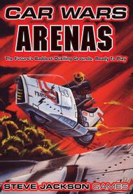 Steve Jackson Games: Car Wars Classic: Arenas