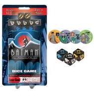 Steve Jackson Games: Batman: The Animated Series Dice Game