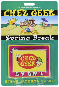 Steve Jackson Games: Chez Geek: Spring Break