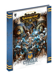 Warmachine: Accessories - Forces of Warmachine - Cygnar Command (Hardcover)