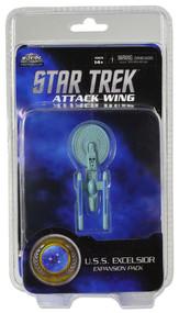 Star Trek Attack Wing: Federation - U.S.S. Excelsior Expansion Pack (2017)