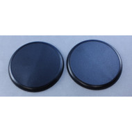 """Reaper Miniatures: Accessories: 2"""" Round Plastic Display Base (10)"""