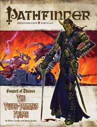 Pathfinder: Adventure Path: Council of Thieves Part 6 - The Twice-Damned Prince