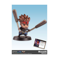 Soda Pop Miniatures: Ninja All-Stars: Musashi
