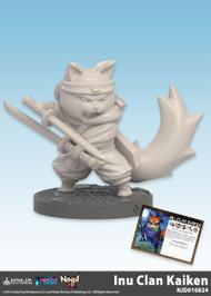 Soda Pop Miniatures: Ninja All-Stars: Inu Clan Kaiken