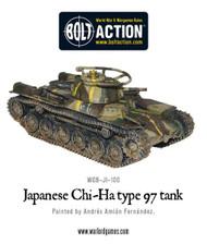 Bolt Action: Japan - Type 97 Chi-Ha Tank