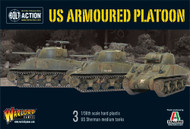Bolt Action: USA - Armoured Platoon