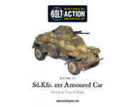 Bolt Action: Germany - Sd.Kfz 222 Armoured Car
