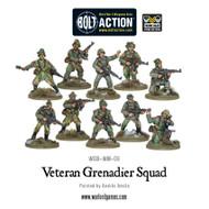 Bolt Action: Germany - Veteran Grenadiers Squad