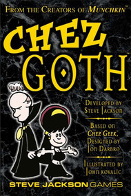 Steve Jackson Games: Chez Goth (2nd Edition)