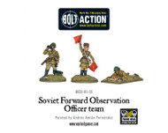 Bolt Action: Soviet Union - Forward Observer Officer Team
