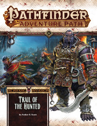 Pathfinder: Adventure Path - Ironfang Invasion Part 1 - Trail of the Hunted