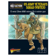 Bolt Action: US Army Veterans Squad (Winter)