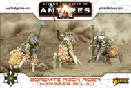 Beyond the Gates of Antares: Boromite Rock Riders Overseer Squad