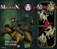 Malifaux: Guild - Mounted Guards