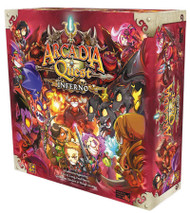 Cool Mini or Not: Arcadia Quest: Inferno