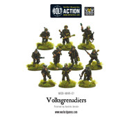 Bolt Action: Germany - Volksgrenadiers