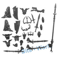 WARHAMMER BITS - DARK ELVES BLACK DRAGON - DREADLORD
