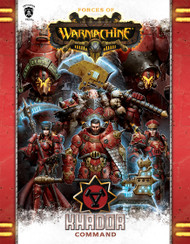 Warmachine: Accessories - Forces of Warmachine - Khador Command (Softcover)