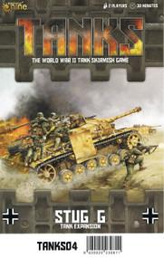Tanks: German StuG G Tank Expansion