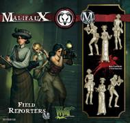 Malifaux: Guild - Field Reporters