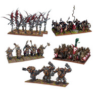 Kings of War: Abyssal Dwarfs - Army Starter