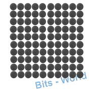 WARHAMMER 40K BITS: 32mm ROUND BASES - 32mm ROUND BASES x100