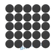 WARHAMMER 40K BITS: 40mm Round Bases - 40mm ROUND BASES x25