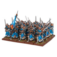 Kings of War: Basileans - Paladin Foot Guard Regiment
