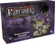 Runewars: Waiqar Infantry Command